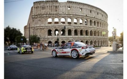 Abarth Rally Cup & ERC, ready to restart their engines