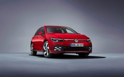 Eighth generation of an Icon: New Golf GTI