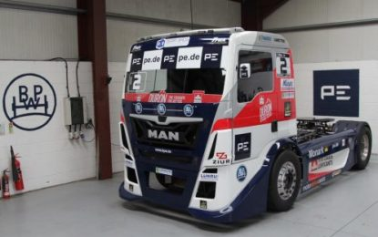 MAN T Sport Bernau – New Race Truck & Season Preparation