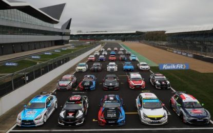 Revised provisional calendar for 2020 Kwik Fit British Touring Car Championship