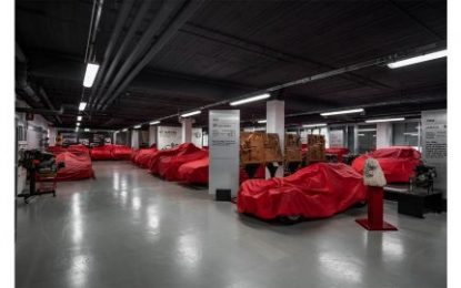 Alfa Romeo Museum reopens on the Brand's 110th anniversary