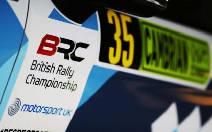 British Rally Championship cancels plans for 2020