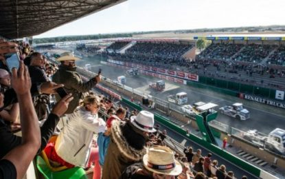 Postponement of 2020 FIA ETRC Truck Racing event at Le Mans