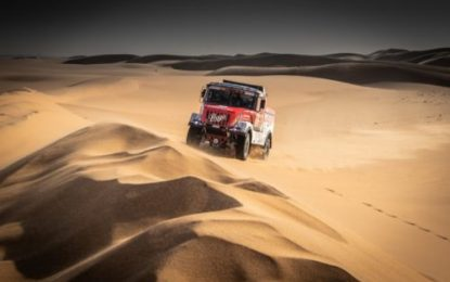 Dakar 2021: Instaforex Loprais Team is preparing Praga V4S DKR again, May enter 2 more trucks