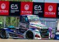 Buggyra Zero Mileage Racing's Calvet bravely fighting for European Truck Virtual Racing Championship podium!