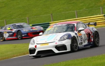 Nicole Drought Wins on Britcar Debut: Sean Doyle impresses