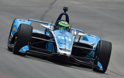 Top 10 finish for Conor Daly at Bommarito Automotive Group 500 Indycar Race 1 Results