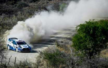 M-Sport 'Return to Rally Stages' FanZone