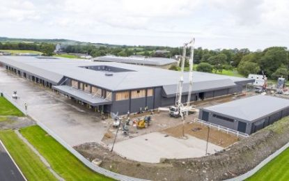 M-Sport's state-of-the-art Evaluation Centre continues at pace