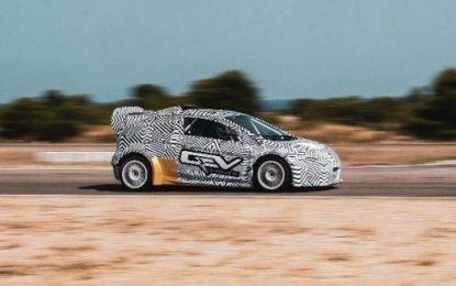 New FIA eRX2 Championship set to electrify international rallycross scene