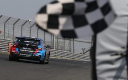 Three different winners on fantastic day of BTCC racing at Brands Hatch