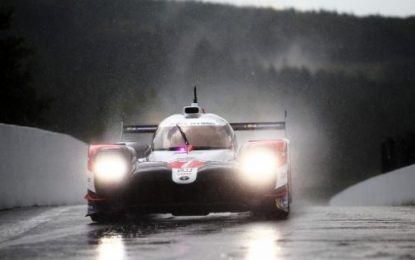 Spa one-two for TOYOTA GAZOO Racing