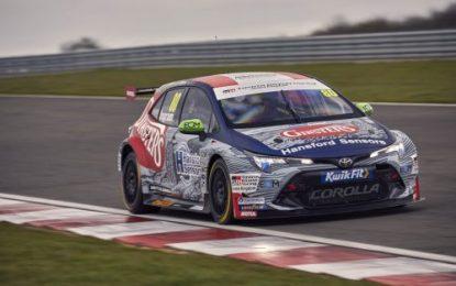 Toyota Gazoo Racing UK Team Principal discusses lockdown and a return to BTCC