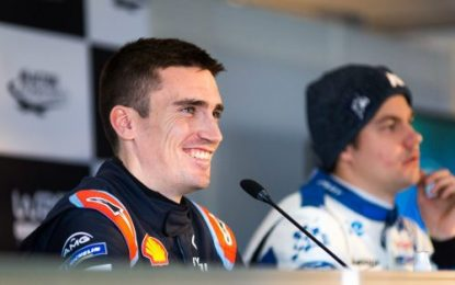 Hyundai Motorsport WRC Preview:  Rd4 – Rally Estonia