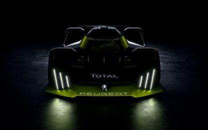 PEUGEOT & TOTAL launch Le Mans Hypercar (LMH) project