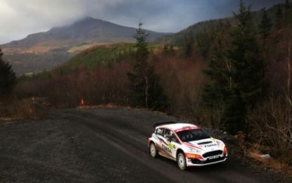 Motorsport UK signs agreement for rallying to continue in Wales until 2023