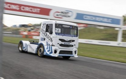 FIA ETRC: Goodyear Cup glory in Most