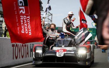 Toyota Gazoo Racing take Le Mans Hat-Trick