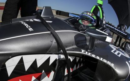 Daly 12th at INDYCAR Harvest GP presented by GMR  Race 1 – Q14