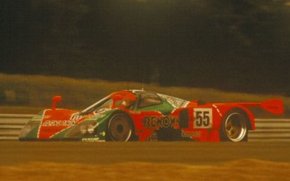 Highlights of Mazda's global motorsport heritage include overall Le Mans & Spa 24 Hour victories