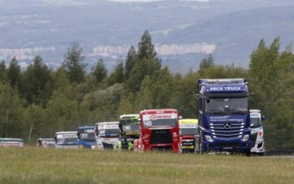 FIA World Touring Car Cup (FIA WTCR) joins FIA European Truck Racing Championship in Hungary