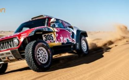 Dakar 2021: Sainz & Peterhansel again in the MINI JCW Buggys