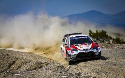 TOYOTA GAZOO Racing ready to defend WRC leadership in Sardinia