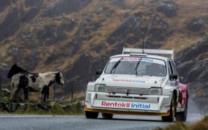 Breen to feature Suirway Rallysprint in iconic Metro 6R4