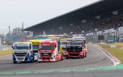 SmartWitness partners with FIA European Truck Racing Championship