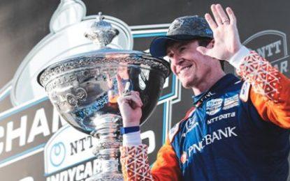 Champion Dixon in Dramatic Race at Firestone Grand Prix of St. Petersburg