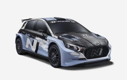 Hyundai Motorsport Customer Racing has revealed the i20 N Rally2