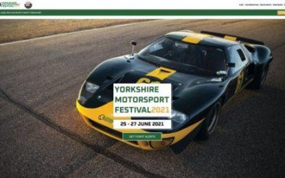 Inaugural Yorkshire Motorsport Festival 2021