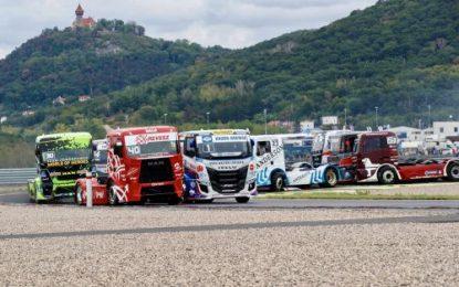 2021 FIA European Truck Racing Calendar announced