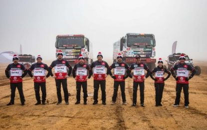 Buggyra reveals its cards and draws winning aces for Dakar 2021!