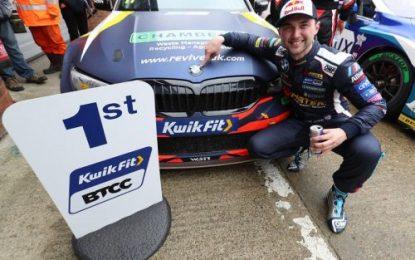 BTCC Star Andrew Jordan to venture around Mondello in 6-Hour Ford Fiesta Race