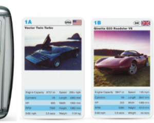 Top Trumps Cards: Still most popular!