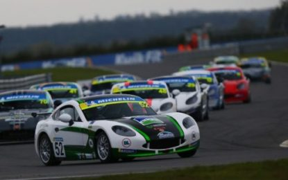 Ginetta has unveiled a new 2021 Championship structure
