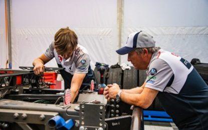 T Sport Bernau & The Challenges of building a Race Truck