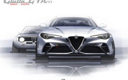 All-new Alfa Romeo Giulia GTA & GTAm discovered at 7th Autostyle Car Design Digital Edition Workshop
