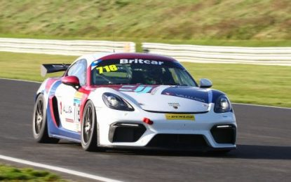 Wins on the Double for Drought on Final Britcar Weekend