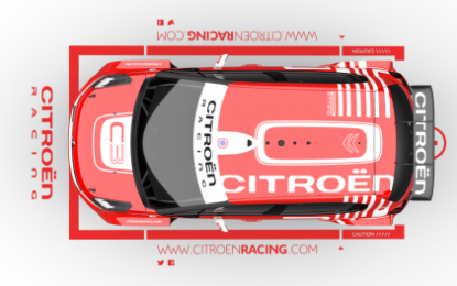 Good news for Breen in ERC for 2021 as Citroën renames