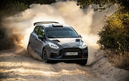 M-Sport Paves the Way From Europe to the World