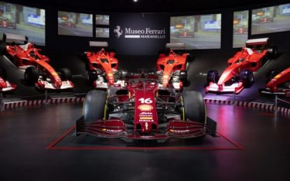 RM Sotheby's & Scuderia Ferrari announce 'Once in a Millennium' sale