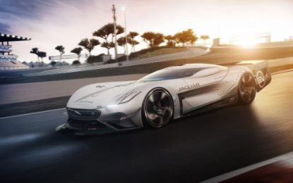 Jaguar Vision Gran Turismo SV: The ultimate all-electric gaming endurance racer