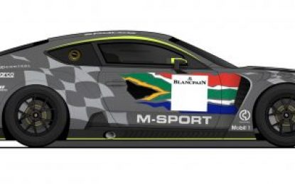 M-Sport & Sparco team up with Bentley Team M-Sport at Intercontinental GT Challenge
