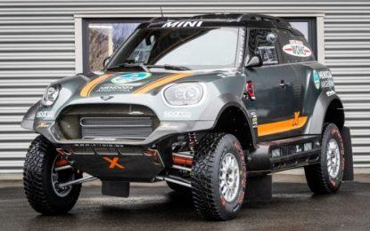 Dakar 2021: X-raid lines up with 6 x MINIs in Saudi Arabia