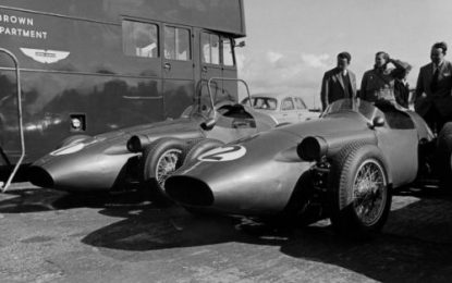 Fighting spirit: The history of Aston Martin in Grand Prix racing