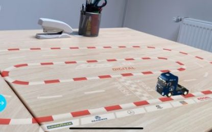 ETRC LAUNCHES AUGMENTED REALITY APP