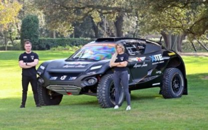 HISPANO SUIZA in association with XITE ENERGY enters 2021 Extreme E Championship