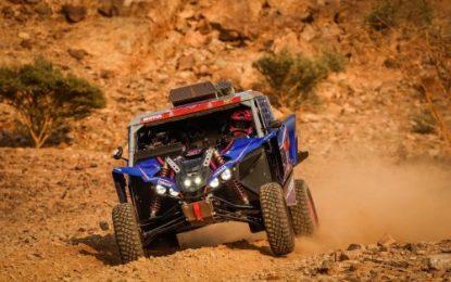 Dakar 2021: Successful debut for the X-raid Yamaha Racing Rally Supported Team
